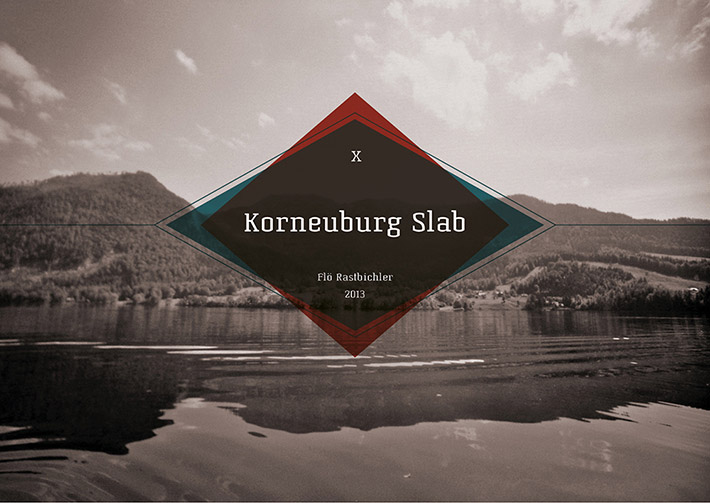 Korneuburg Slab — Free Font Friday