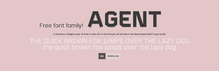 FreeFont4All.com Agent