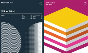 Swiss design music albums